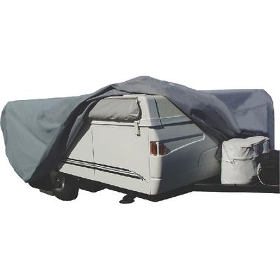 Adco Products Inc 12252 Hi-Lo Trailer COVER, Sfs Aquashed® Top W/polypropylene Sides (Adco)