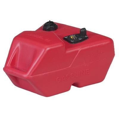 Moeller 620040LP 6 GALLON BOW GAS TANK FOR INFLATABLES / TANK-GA