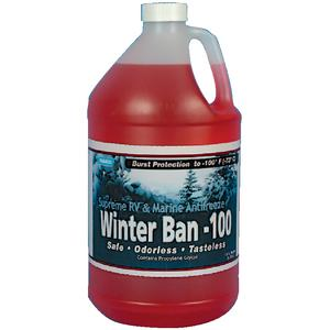 Camco 30787 Winter Ban -100° Antifreeze