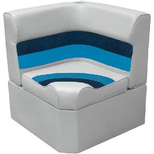 Wise Seat 8WD1331011 DELUXE PONTOON FURNITURE / RADIUS CORNER 25