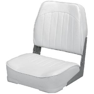 Wise Seat 8WD734PLS660 ECONOMY FOLD DOWN FISHING SEAT / ECONOMY