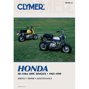 Clymer M31013 Clymer® Motorcycle Repair Manual (Clymer)
