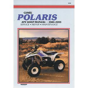 Clymer M496 Atv/utv Repair Manuals (Clymer)