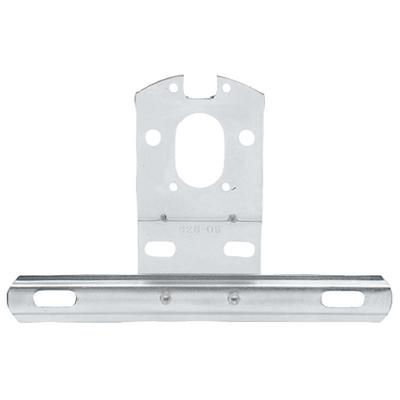 Anderson 42809 UNIVERSAL LICENSE BRACKET / PLATED STEEL LICENSE