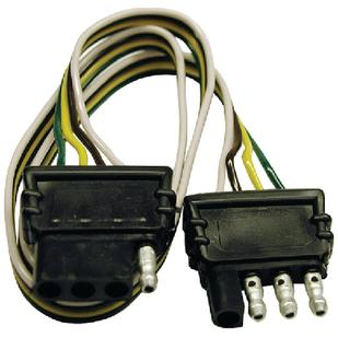 Anderson E5401 TRAILER/TRUNK EXTENSION HARNESS / 4 WAY LOOP EXTE