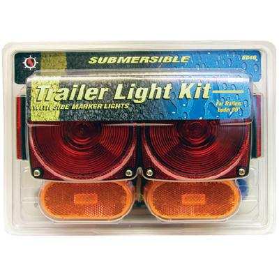 "Anderson E546 UNDER 80"" SUBMERSIBLE TRAILER LIGHT KIT / SUB"