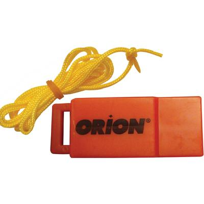 Orion 624 SAFETY WHISTLE WITH LANYARD / EMERGENCY WHISTLE - BULK