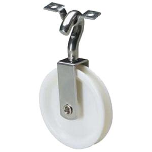 Attwood 29063 TILLER ROPE PULLEY / SWIVEL PULLEY