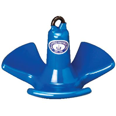 Greenfield 520R RIVER ANCHOR / 20 LB RIVER ANCHOR ROYAL BLUE