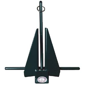 Greenfield 66911RD SLIP RING STYLE ANCHOR - VINYL COATED / 11 LB