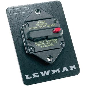 Lewmar 68000348 CIRCUIT BREAKERS / BREAKER USD 50 AMP