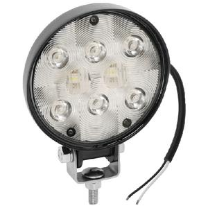 Wesbar 54209001 WHITE LED EXTERIOR WORK LAMPS / WORK LAMP-CIRCUL