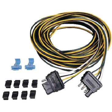 Wesbar 707103 WISHBONE TRAILER WIRING KIT / WISHBONE 25ft TRAILE