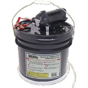 Shurflo 8050305426 OIL CHANGE/WINTERIZING SYSTEM / FLEX-VANE 12V