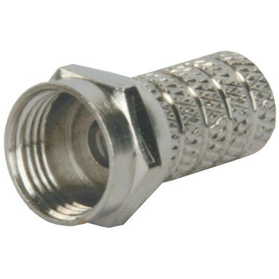 Jr Products 47255 RG59 Twist-On Coax End (Jr)