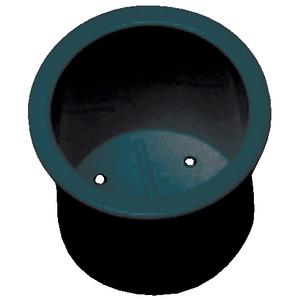 Beckson GH33B1 RECESSED DRINK HOLDER / STD DRINK HOLDER BLACK