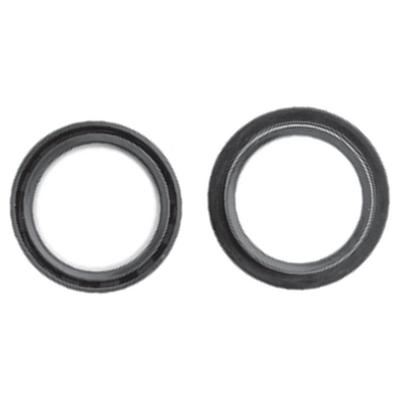 Emgo International Ltd 19-90149 Fork Seals (Emgo Yellow)
