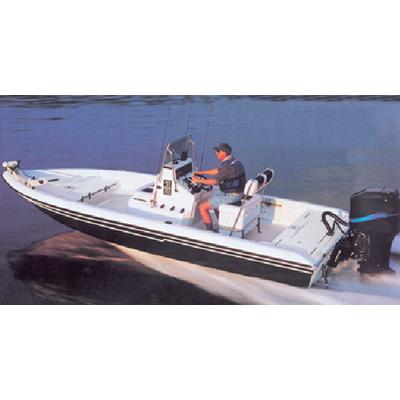 Carver 71222P V-HULL CENTER CONSOLE SHALLOW DRAFT FISHING BOATS