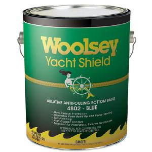 Woolsey 4802G YACHT SHIELD / WOOLSEY YACHT SHIELD BLUE GL
