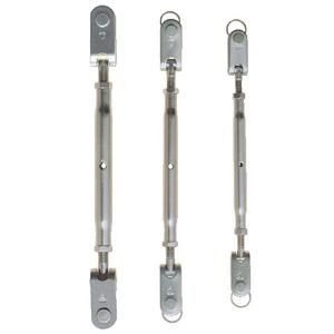 C. Sherman Johnson 03110 STAINLESS STEEL TUBULAR TURNBUCKLE - JA