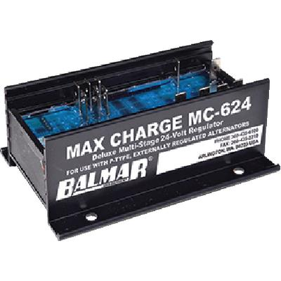 Balmer MC624H Max Charge Voltage Regulator (Balmar)