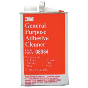 3M Marine 08984 GENERAL PURPOSE ADHESIVE CLEANER / ADHESIVE CLEA