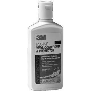3M Marine 09023 MARINE VINYL CONDITIONER PLUS PROTECTOR / 8 OZ.