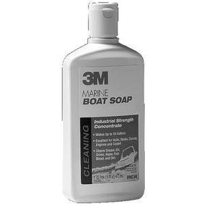 3M Marine 09034 MARINE MULTI-PURPOSE BOAT SOAP / 16 OZ. MULTI-PU