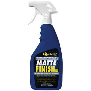 Starbrite 98122 Ultimate Series Matte Finish Detail Clean and Protect Spray