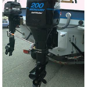 EZ Steer EZ60003 OUTBOARD TO OUTBOARD AUXILIARY MOTOR STEERING K